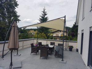 Terrassenlandschaft